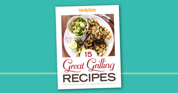 Free Printable Great Grilling Recipes Cookbook