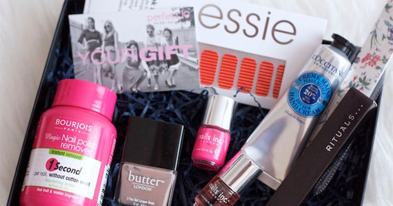 Sign Up with Elle to Get a Free Beauty Box