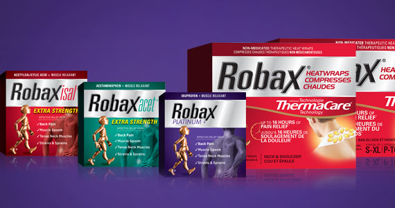 Save $3 on Robax