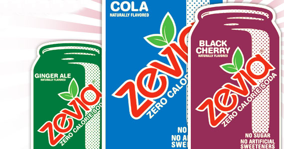 Save $1 on a 6-Pack of Zevia Natural Soda