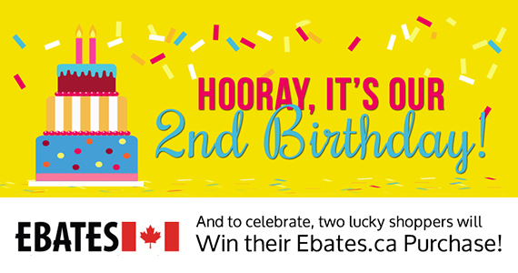 Win Your Purchases with Ebates Canada