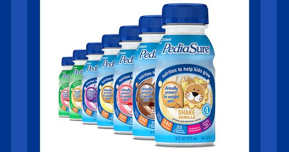Save $2 on Pediasure Products