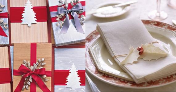 Free Martha Stewart Christmas Templates