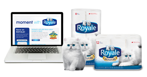 Join Moment with Royale