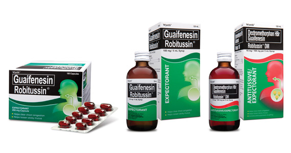 Save $2 on Robitussin