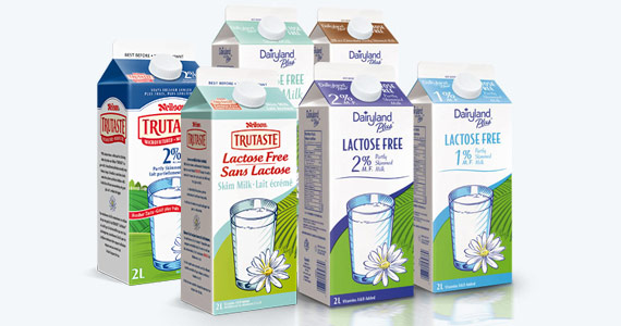 Save $1 off Dairyland Plus TruTaste Lactose Free Milk