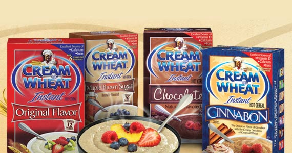 Save $1 on Cream of Wheat Products