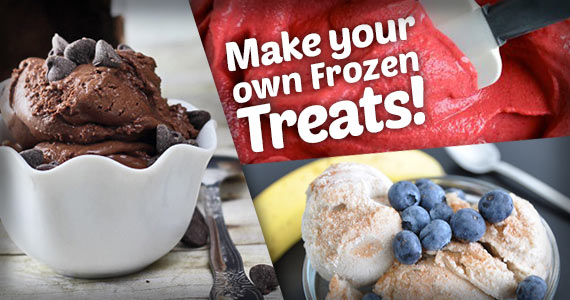 Make the Best Frozen Treats for the Summer