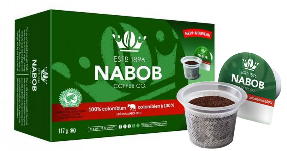 Save $2 Off Nabob K-Cups
