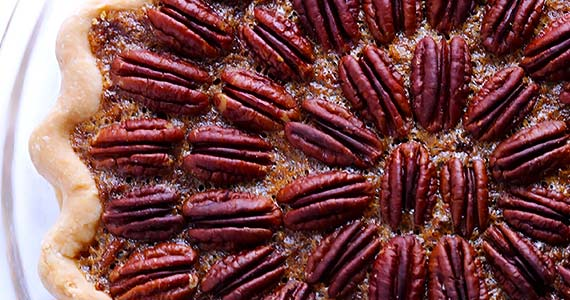 Grandma's Pecan Pie Recipe