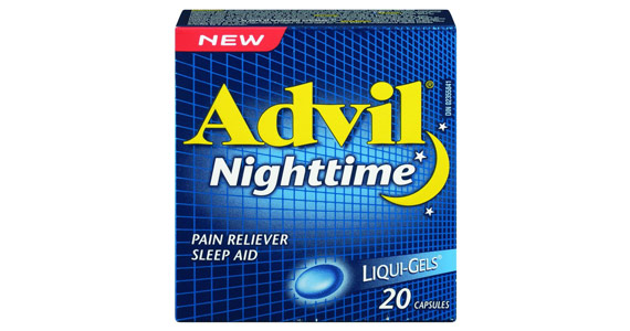 Free Advil Nighttime Trial Offer