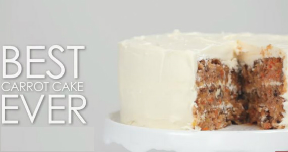 Best Ever Carrot Cake – Just Like Granny's