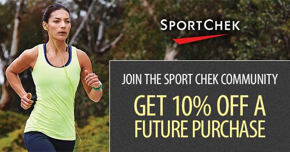 Join The Sport Chek Community