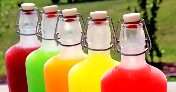How to Make Skittles Vodka (And More!)