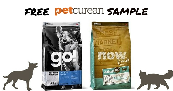 Free Trial Bag of Now Fresh or Go! Premium Pet Food