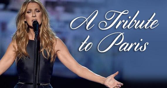 A Tribute to Paris by Céline Dion