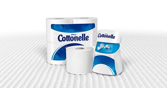 Save $1.50 on Cottonelle Products