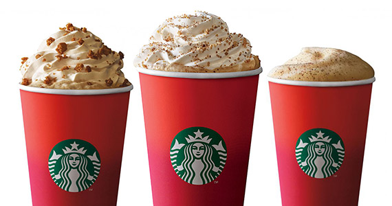 Starbucks Season Sampler