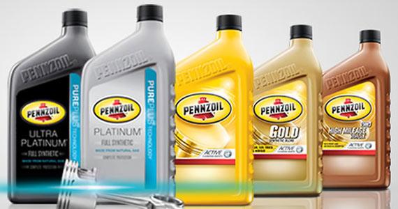 Hot Deals from Pennzoil