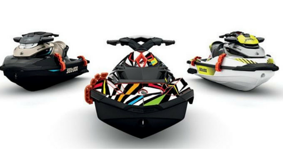 Win a Sea-Doo, Ski-Doo or Can-Am Off-Road Vehicle