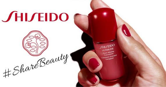 Free Shiseido #ShareBeauty Sample