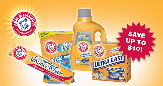Arm & Hammer Savings Centre