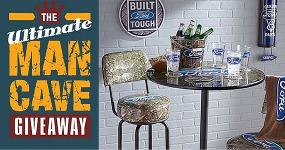 Canadian Tire Man Cave Contest