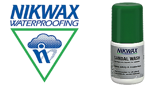 Free Sample Nikwax Sandal Wash