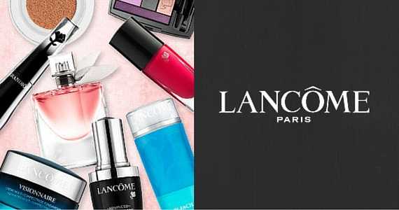 Sign Up With Lancôme For Savings & Free Samples