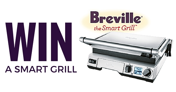 Win 1 of 2 Breville Grills from Piller's