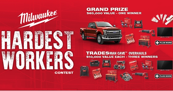 Win a 2017 Ford F-250