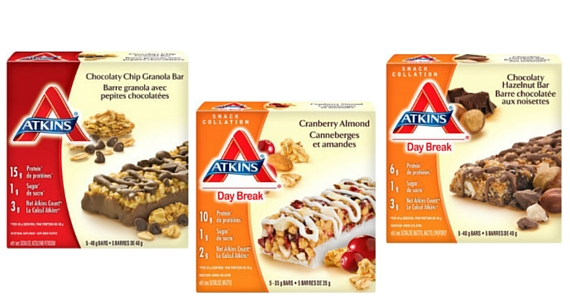 Atkins Bars Recall