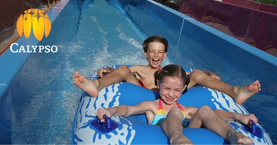 Win a Family Trip to Calypso Water Park in Ottawa