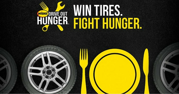 Win a Set of GoodYear Tires from Midas