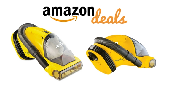 Get a Eureka EasyClean Hand Vacuum For Only $49.99