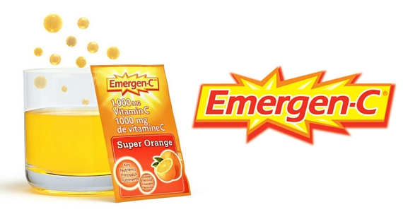 Free Sample Emergen-C Vitamin