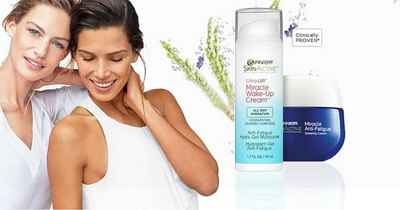 Free Sample Of Garnier Ultra Miracle Wake Up Cream