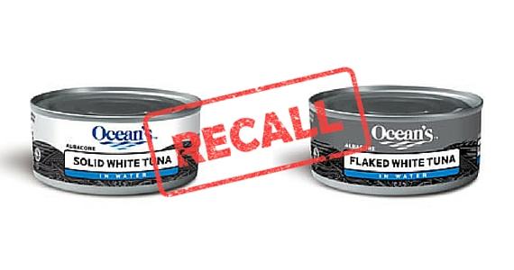 Ocean's Tuna Recall