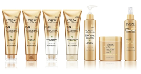 Save $3 on L'Oreal Ever Hair Care