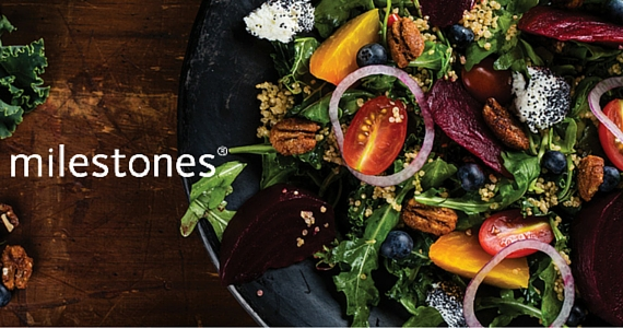 Sign Up for Promotions and Offers from Milestones