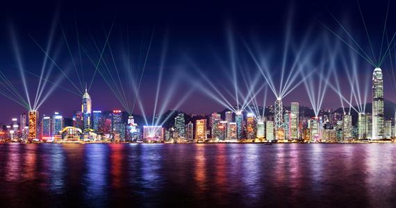 Win a Trip for 2 to Hong Kong