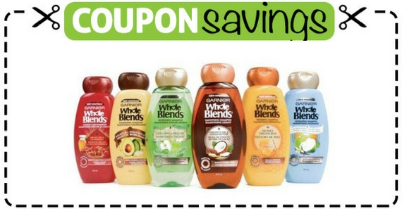 Free Garnier Whole Blends Coupon
