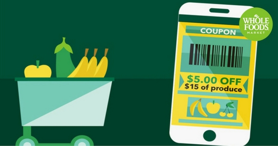 Save With Whole Foods Coupons