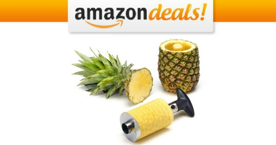 Statko® 3-in-1 Pineapple Peeler For $10.99