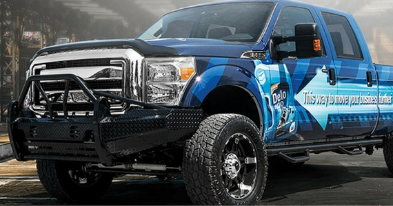 Win a 2016 Ford F250 Pick Up Truck