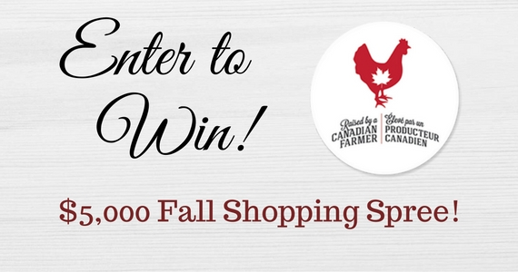 Win a $5,000 Fall Shopping Spree