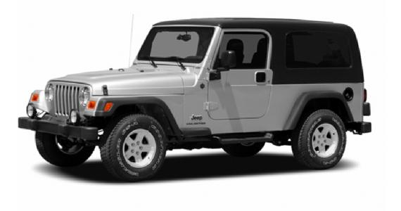 Win an Upgraded 2004 Jeep Wrangler