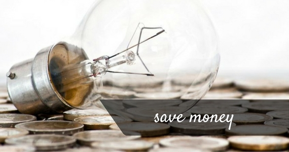 Keep Money in the Bank by Saving Energy