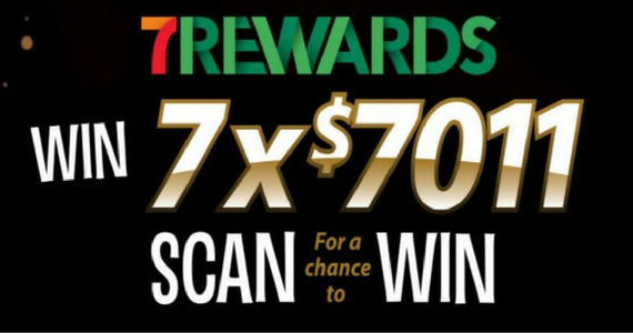 Win $7,011 from 7-Eleven