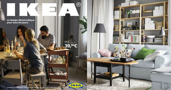 FREE 2017 IKEA Catalogue